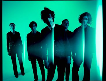 The Horrors New Single Gives Fans 'Something To Remember Me By'