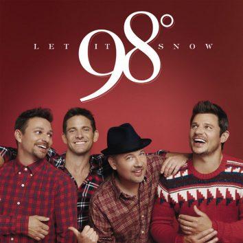 98 Degrees Christmas Album