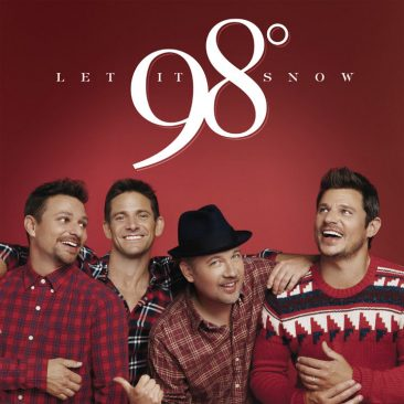 98 Degrees Dial Down The Summer Heat, Announce Christmas Album