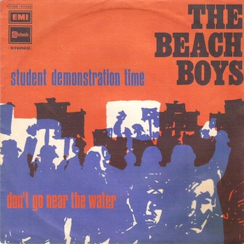 Beach Boys Student Demonstration Time