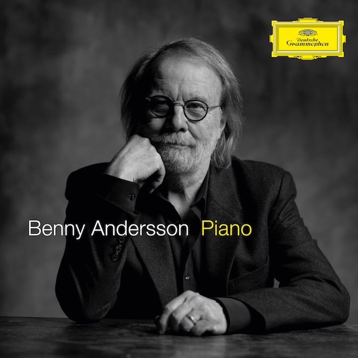 ABBA Co-Founder Benny Andersson Plays 'Piano'