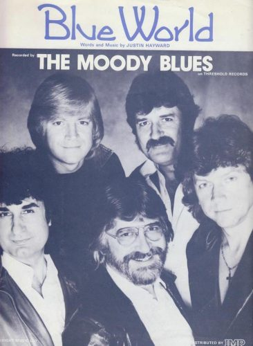 The 'Blue World' Of The Moody Blues