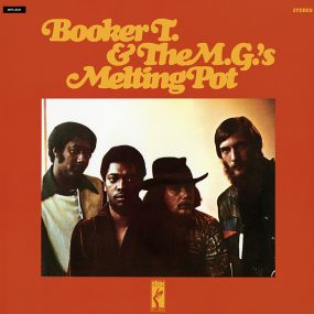 Booker T And The MGs Melting Pot Album Cover