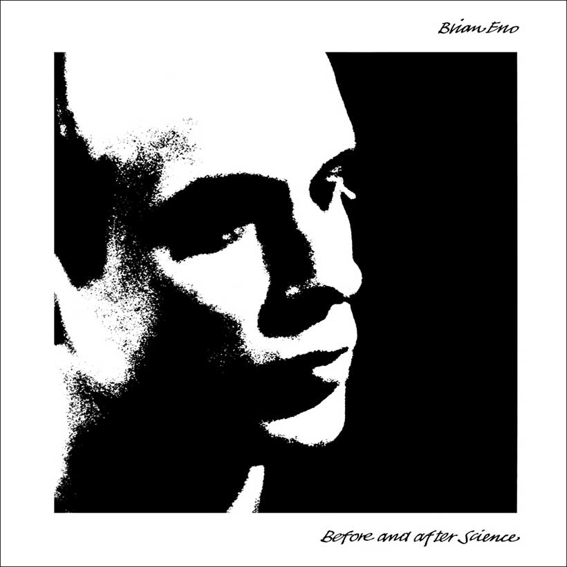 Brian Eno Before And After Science album cover web optimised 820