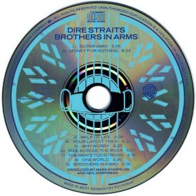 Brothers in Arms CD
