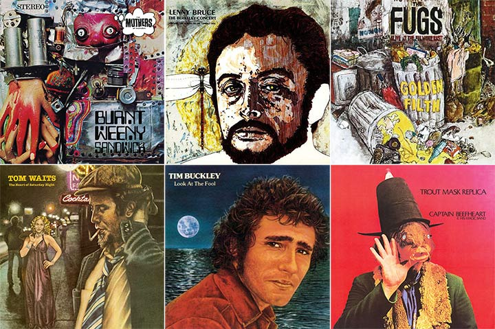 Up Their Sleeves: The Most Iconic Album Cover Designers | uDiscover