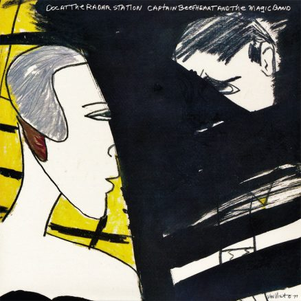 Captain Beefheart Doc At The Radar Station album cover web optimised 820