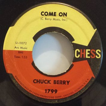 Chuck Berry Come On