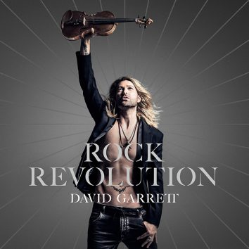 David Garrett New Album 'Rock Revolution'