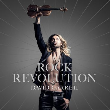 David Garrett Returns With Riotous New Album 'Rock Revolution'