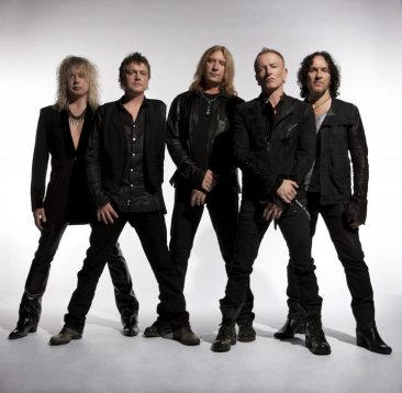 Def Leppard To Perform Entire 'Hysteria' Album On 2018 Tour