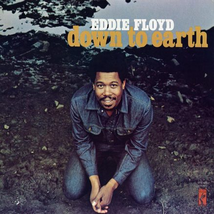 Eddie Floyd Down To Earth album cover web optimised 820