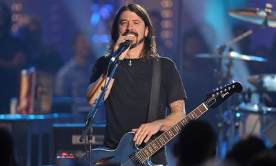 Foo Fighters photo by John Shearer and Getty Images