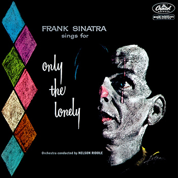 Frank Sinata Sings For Only The Lonely Album Cover web 350