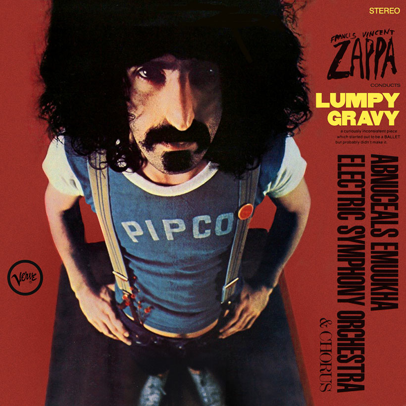 Frank Zappa Lumpy Gravy album cover web optimised 820