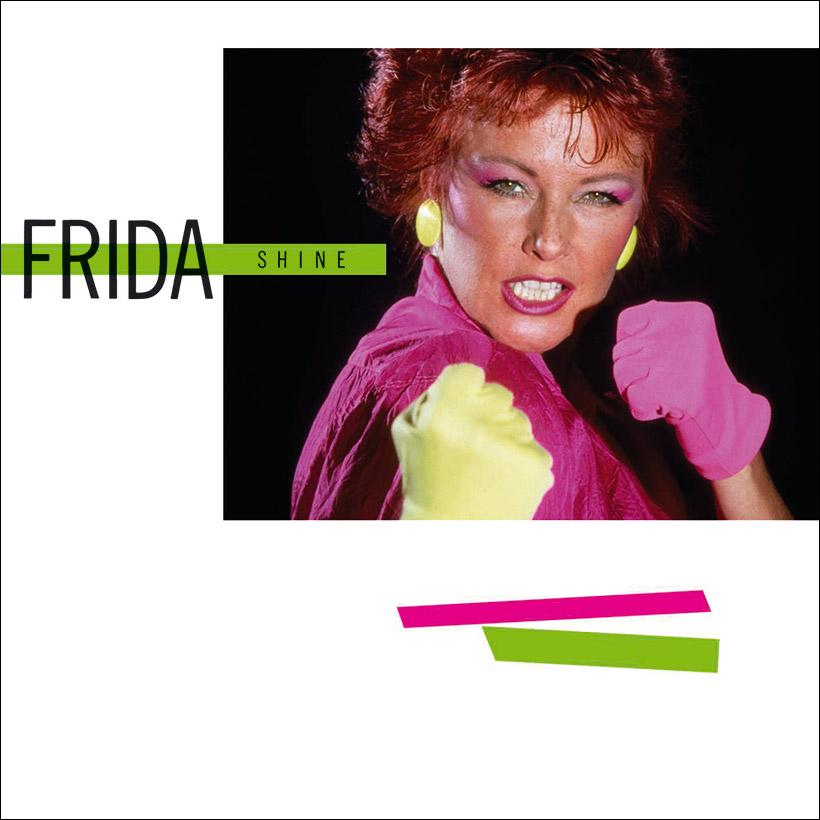 Shine: Frida's Last Solo Album Of The 80s Still Sparkles