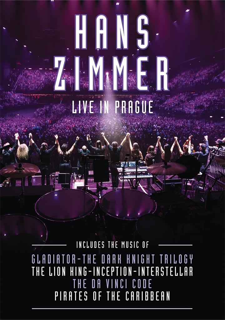 Academy Award Winning Hans Zimmer Releases Concert Live