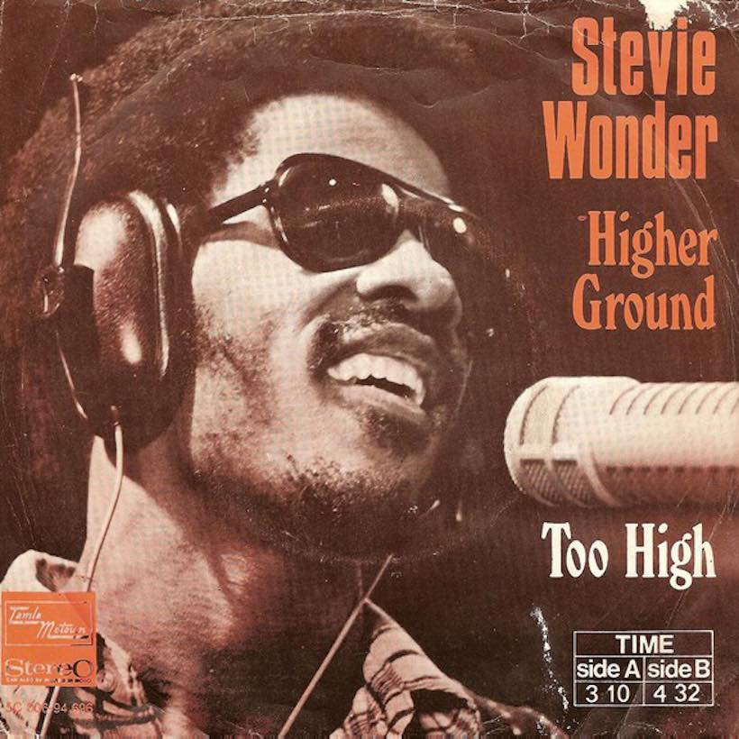 'Higher Ground': Stevie Wonder Cheats Death And Reaches New Plateau