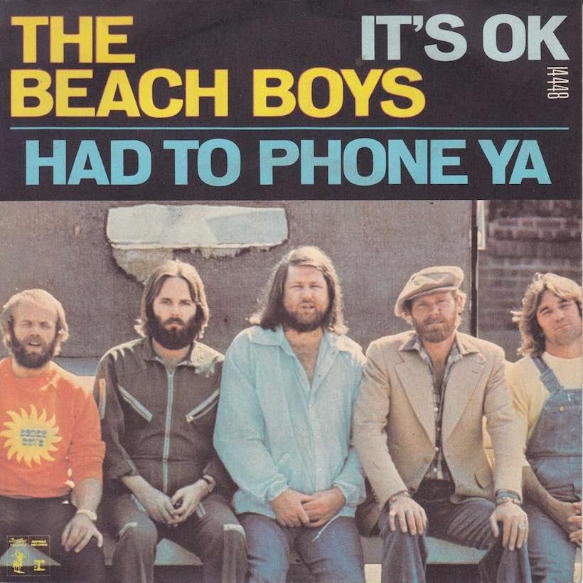 It's OK Beach Boys