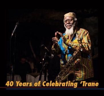 Pharoah Sanders To Play For Fellow Jazz Great & Bandmate, John Coltrane