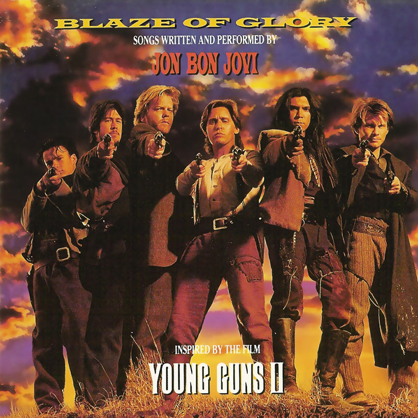 musica jon bon jovi - blaze of glory
