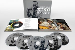 Career-Spanning Box Set Crowns John Lee Hooker 'King Of The Boogie'