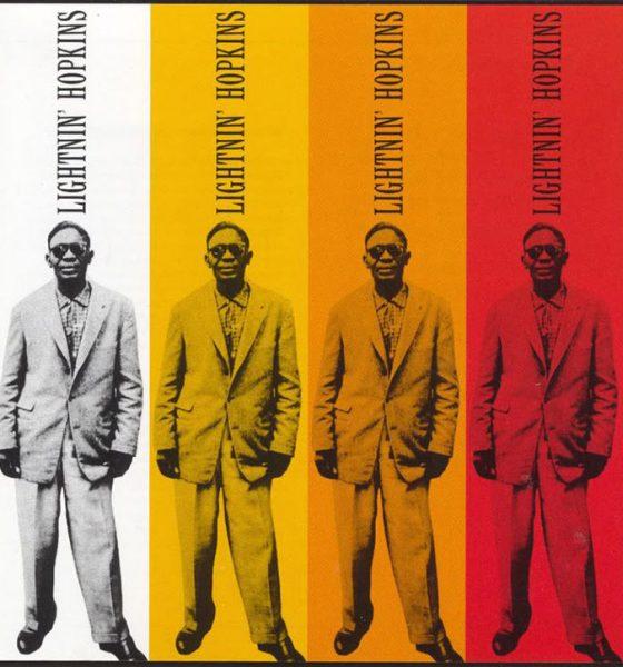 Lightnin' Hopkins Album Cover