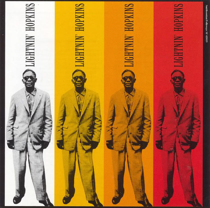 Lightnin' Hopkins Album Cover