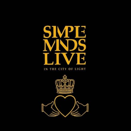 Simple Minds Live In The City Of Light