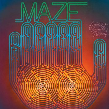 Maze Featuring Frankie Beverly album cover web optimised 820