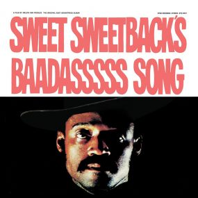 Sweet Sweetback's Baadasssss Song album cover web optimised 820