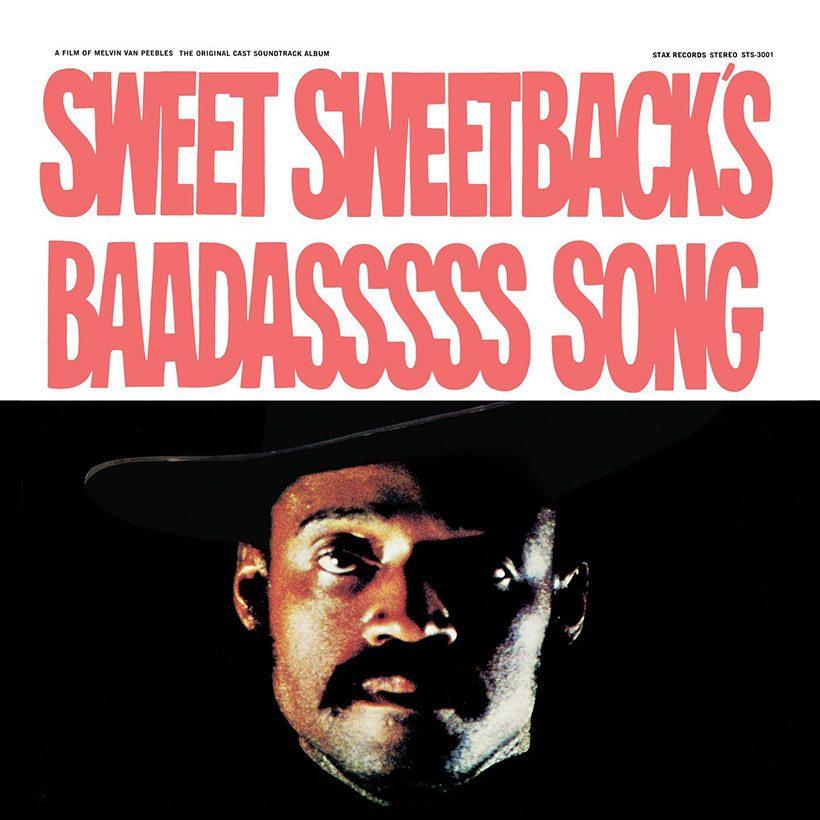 Sweet Sweetback's Baadasssss Song album cover web optimised 820