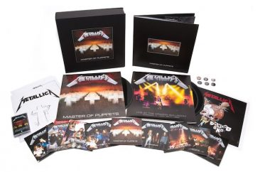 Win A Selection Of Metallica Box Sets!