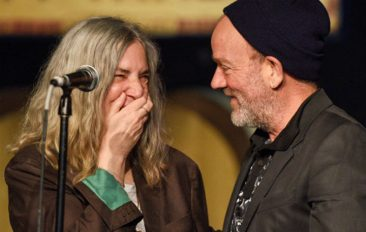 Michael Stipe, Patti Smith Spearhead 'Pathway to Paris' New York Concert