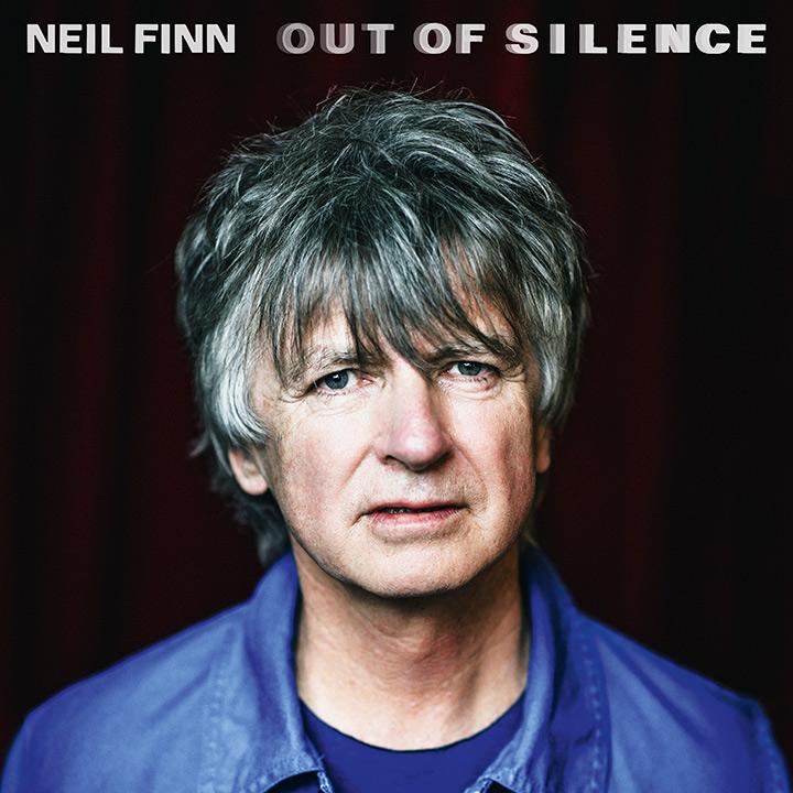 Neil Finn Streams Recording Session