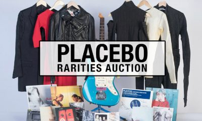 Placebo Charity Rarities Auction