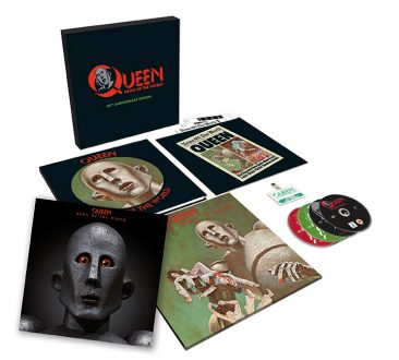Stop The Press! Queen Announce Five-Disc 'News Of The World' Box Set