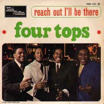 Reach Out I'll Be There Four Tops