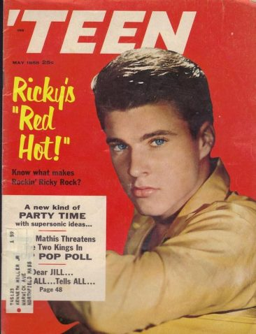 Ricky Nelson Rules The First-Ever Hot 100