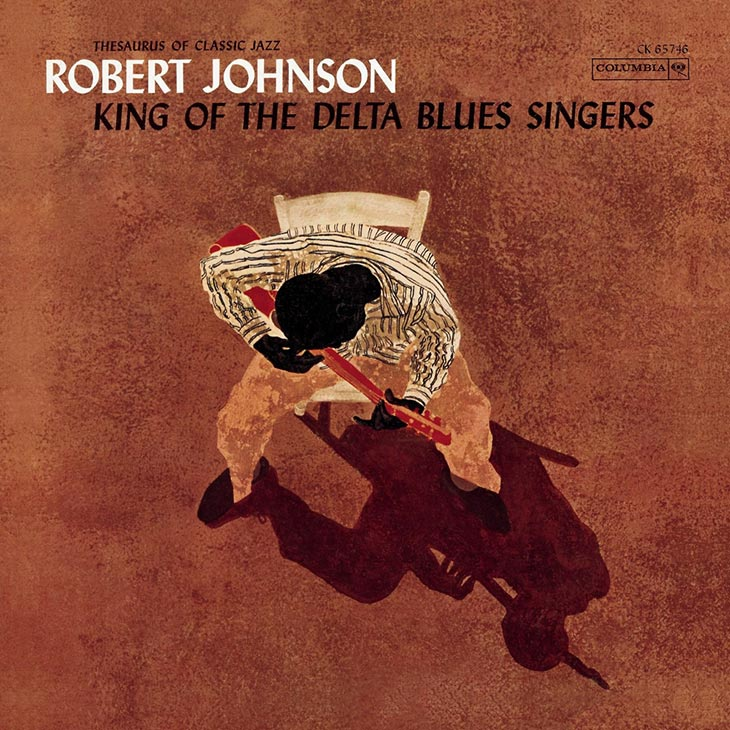 Robert Johnson King Of The Delta Blues