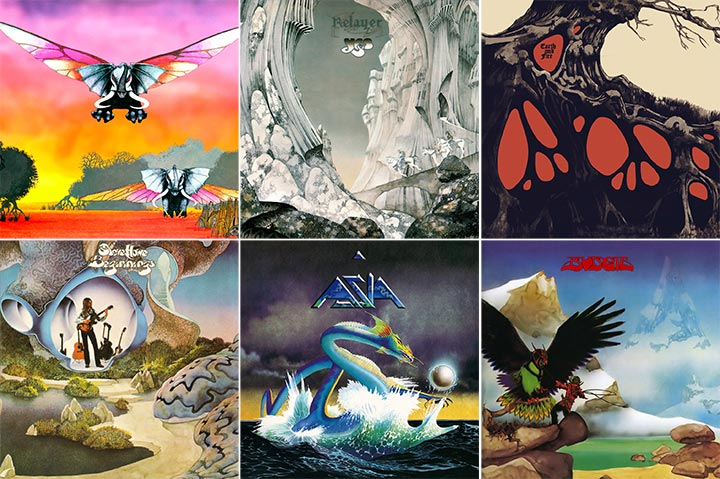 Up Their Sleeves The 13 Most Iconic Album Cover Designers