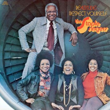 Staple Singers Be Altitude Respect Yourself album cover web optimised 820