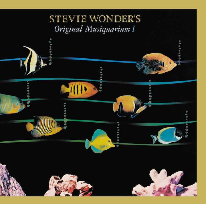 Stevie Wonder Returns On Vinyl To His 'Original Musiquarium'