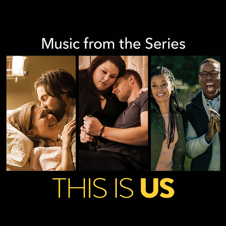 This Is Us TV Soundtrack Album Cover