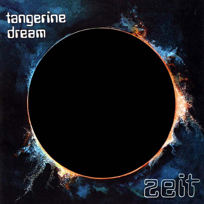 Tangerine Dream Zeit album cover web optimised 820