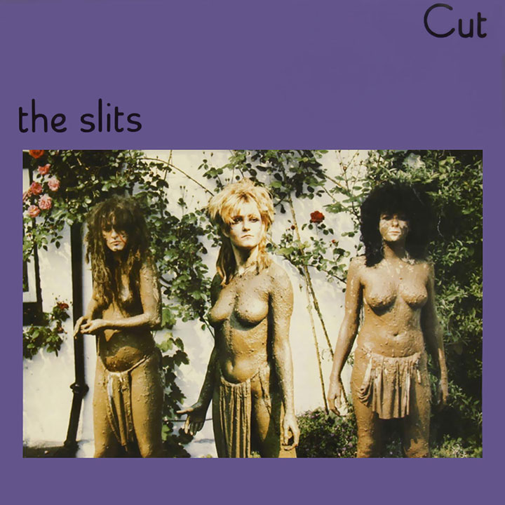 The Slits Cut Album Cover
