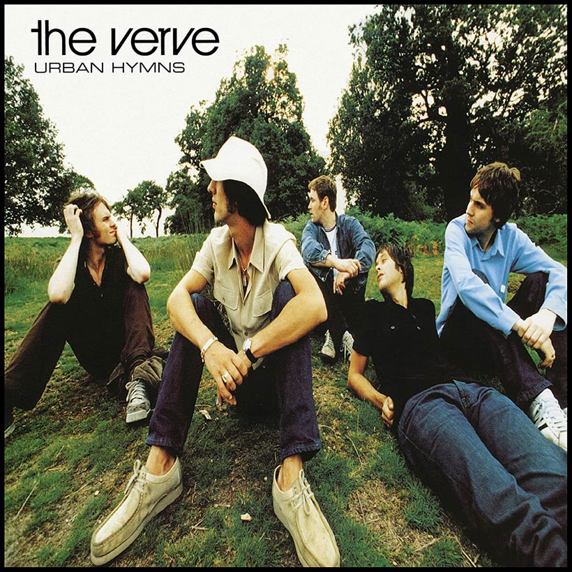 The Verve Urban Humns Album Cover web optimised 820