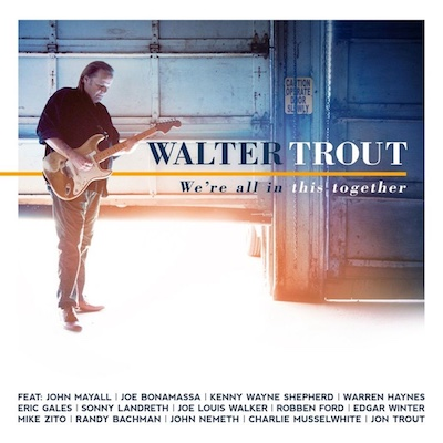 Walter Trout album