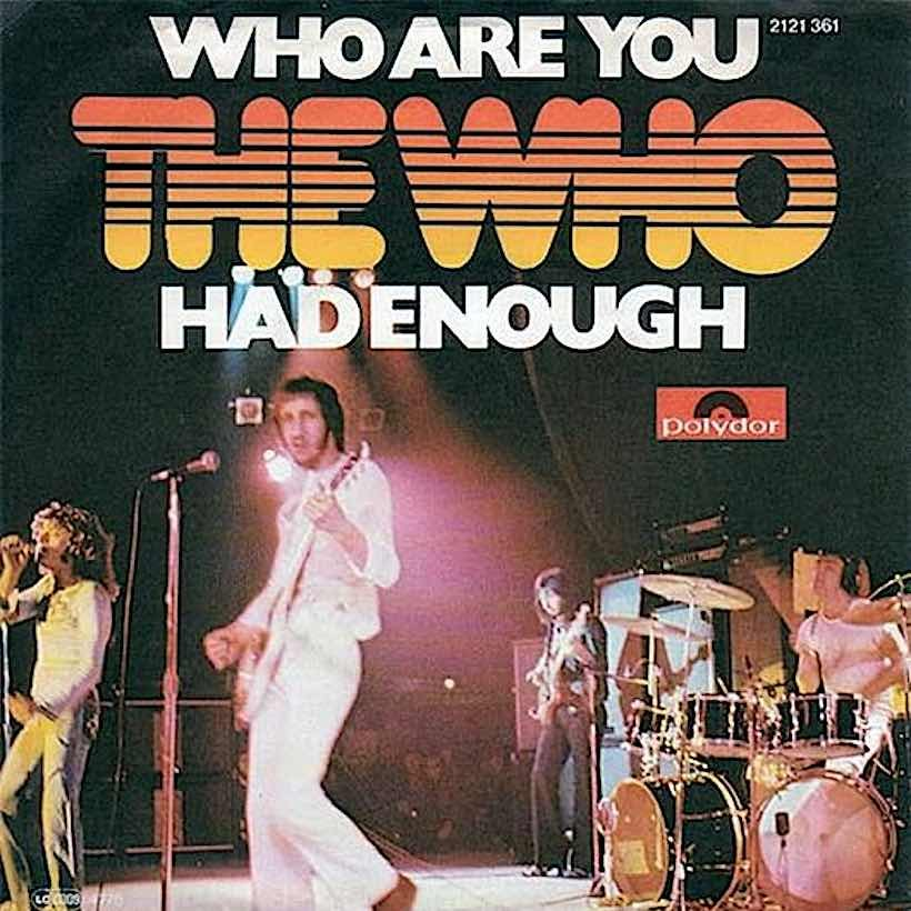 Who Are You The Who