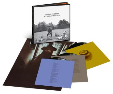 Win George Harrison's 'All Things Must Pass' Triple Vinyl Edition